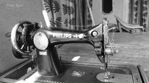And I sew!